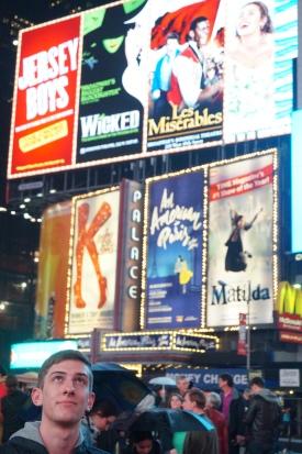 Times Square, April 2015